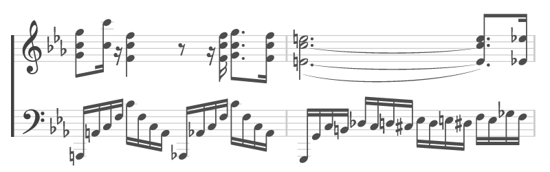 hummingbird notation